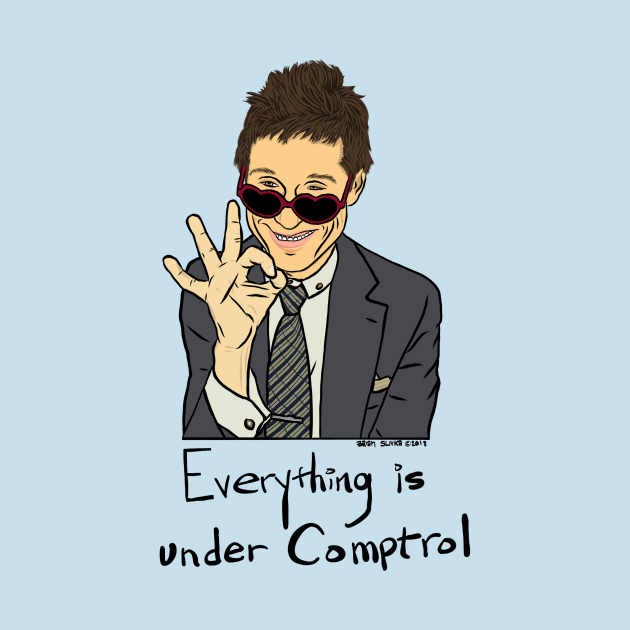 Everything is under Comptrol