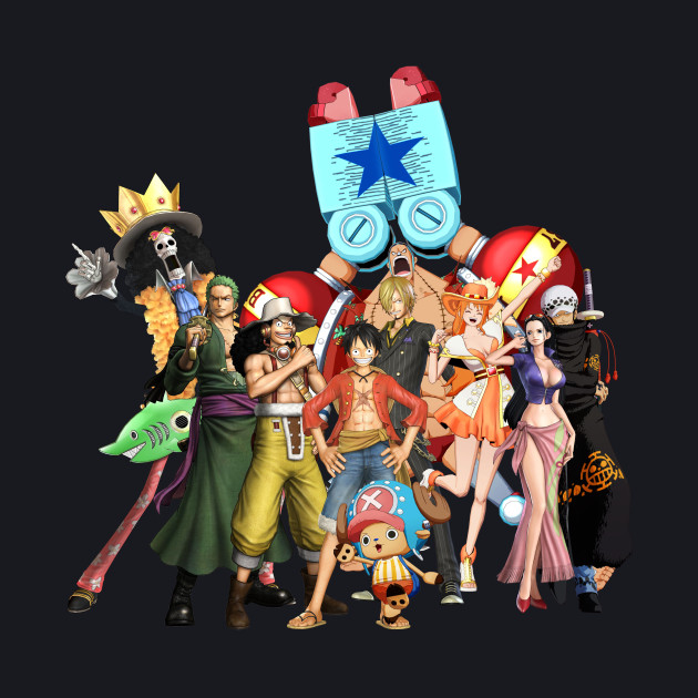 One Piece - Main Characters