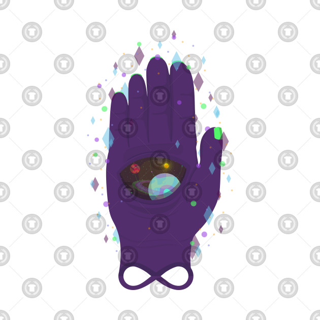 Infinity's Hand