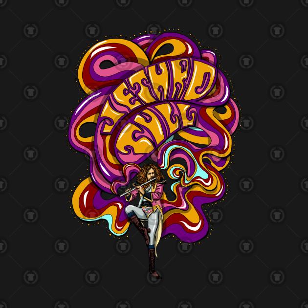 8fce5aac215 Flute magic - Jethro Tull - T-Shirt