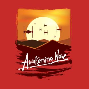 Awakening Now -TIE FIGHTERS