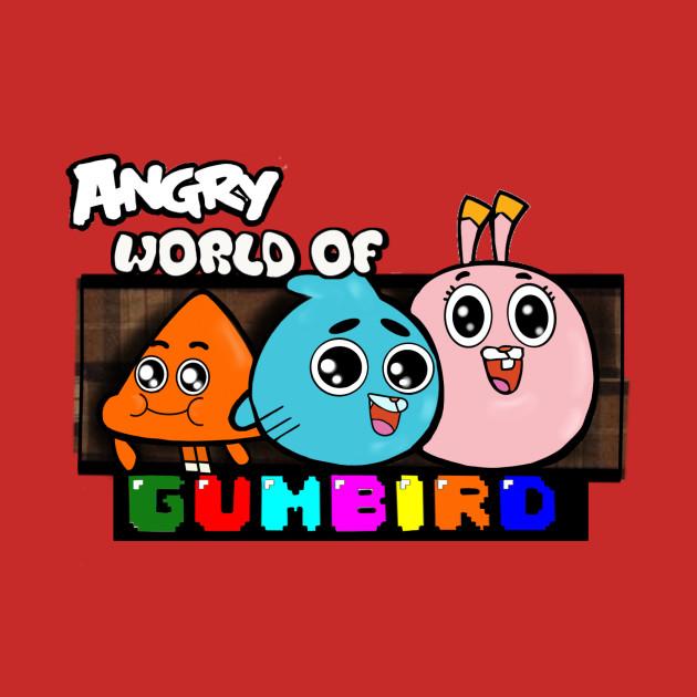 Angry World of Gumball
