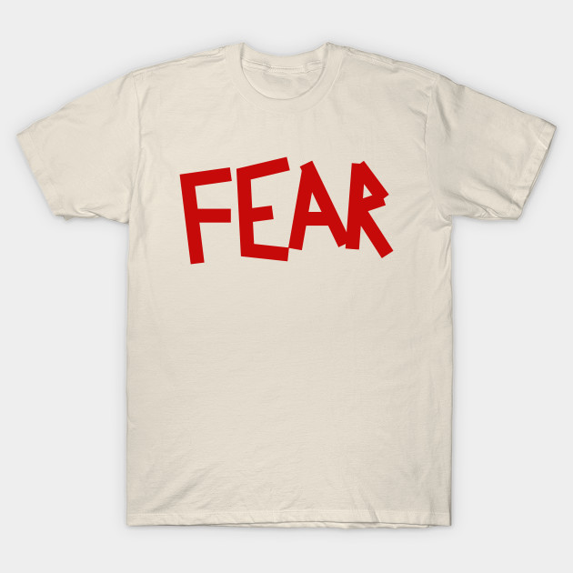 The Office: Mose Schrute Fear T-Shirt