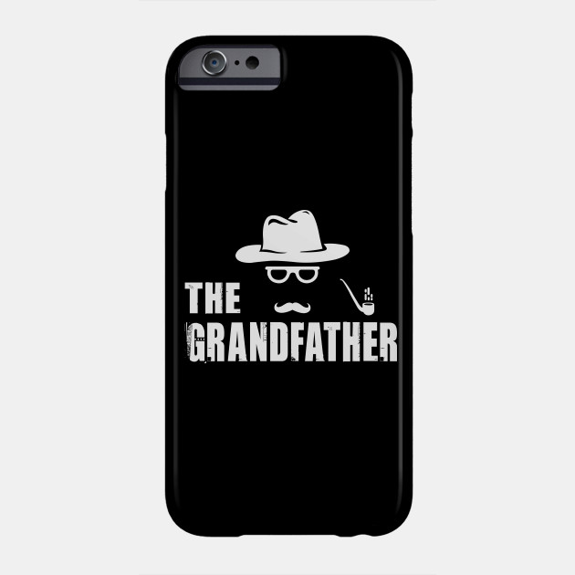 The Grandfather Gift for Dad Father's Day Phone Case