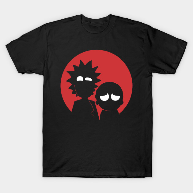 minimalist characters rick and morty rick and morty t shirt