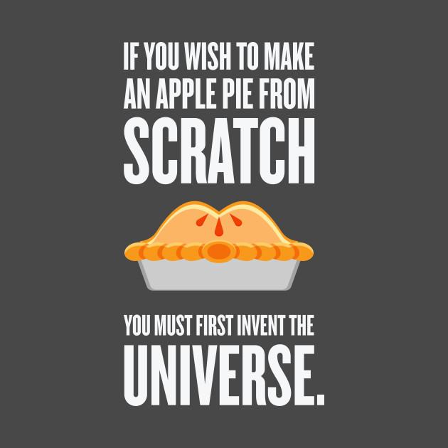 Apple Pie Universe