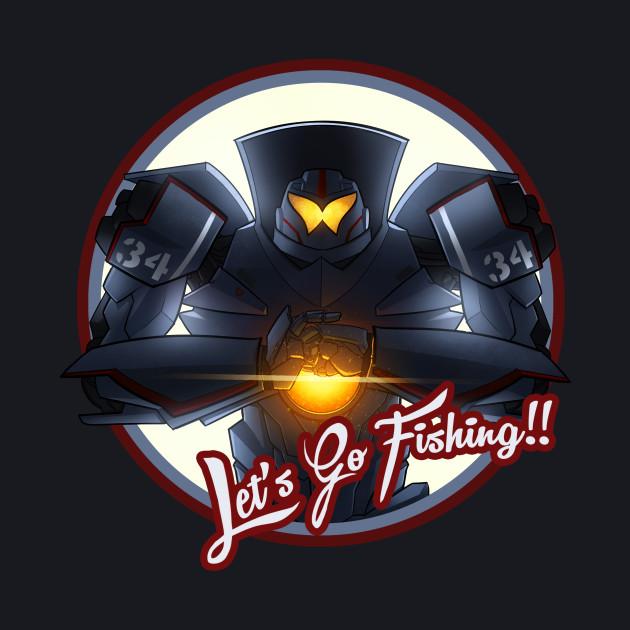 Lets go fishing! (Navy)