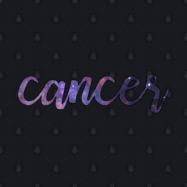 Galaxy Zodiac Star Sign - Cancer Astrology