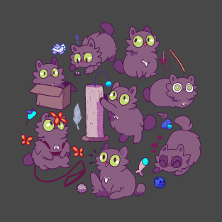 Cat Code t-shirts
