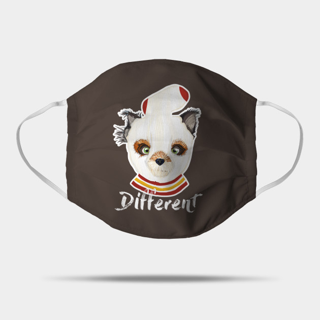 Fantastic Mr Fox Ash Different Barn Shirt Usa Fantastic Mr Fox Masque Teepublic Fr