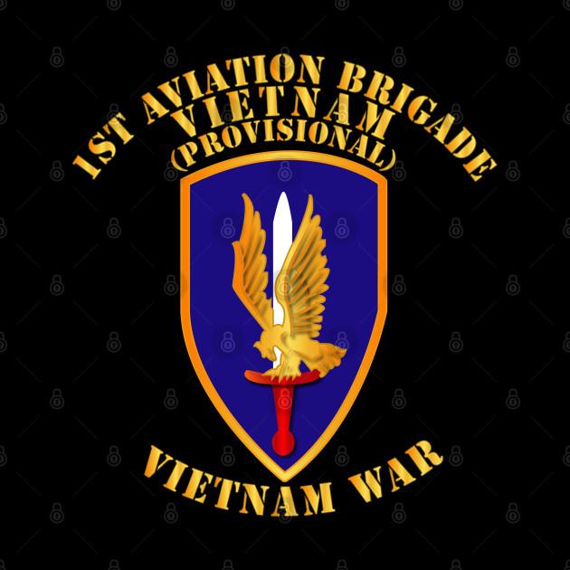 1st Aviation Brigade (Provisional) - Vietnam War