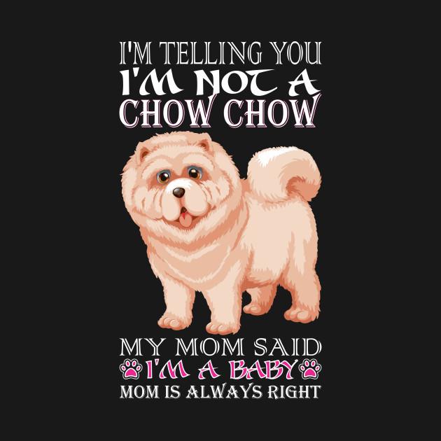 I m telling mom