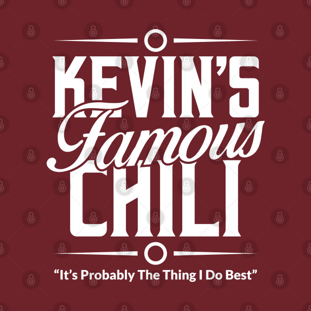 Kevin Malone's Famous Chili