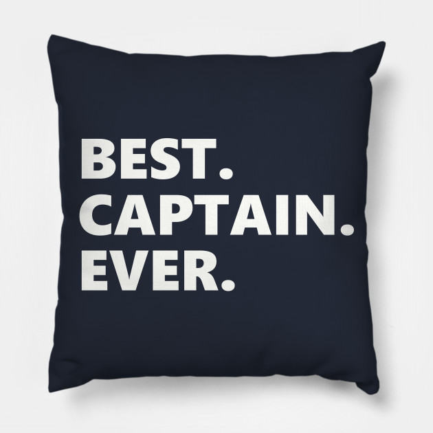 Captain Shirt Nautical T Shirt Boating TShirt Anchor T-Shirt Sailing Gifts For Him Father's Day Gift Boat Sailor Best Captain Pillow