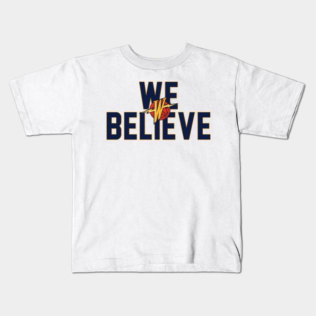 Baron Davis Dunk We Believe - Baron Davis We Believe - Kids T-Shirt ... 93f73439a