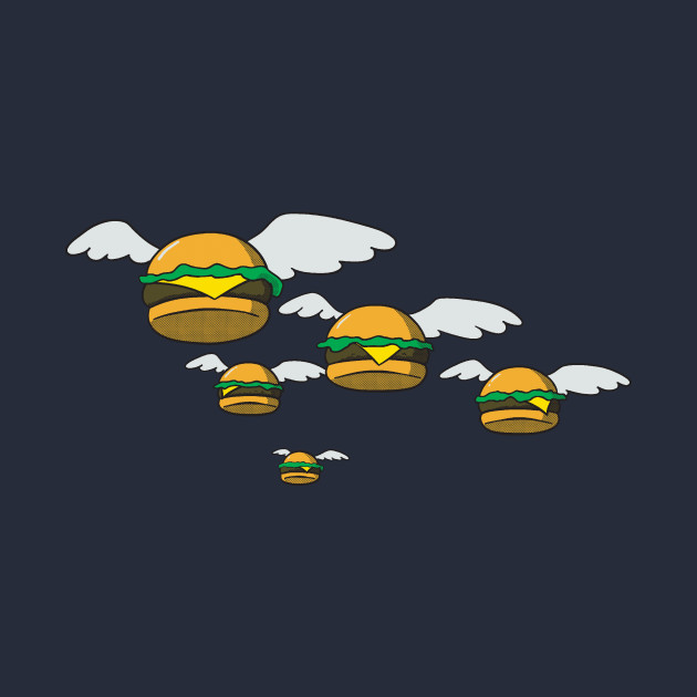 Flying Burgers