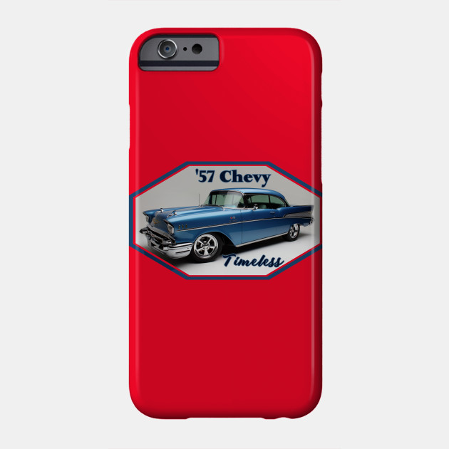 1957 Chevy Timeless Beauty Phone Case