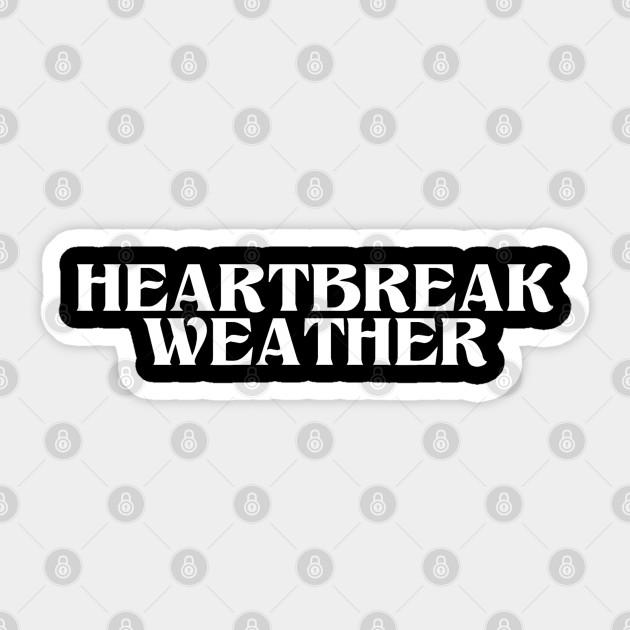 Niall Horan Heartbreak Weather Niall Horan Sticker Teepublic