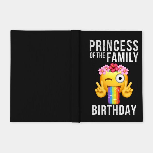Birthday Gift: Princess of the Family Birthday