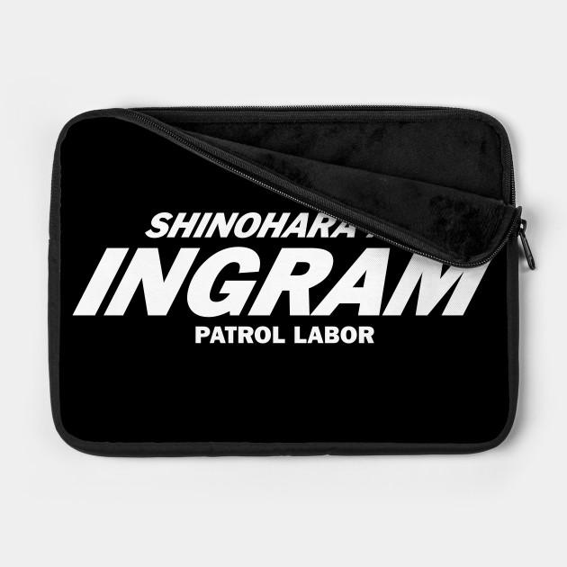 Ingram Promo Shirt (White Text)
