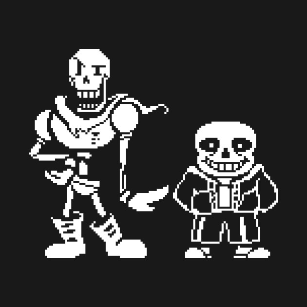 Papyrus and Sans