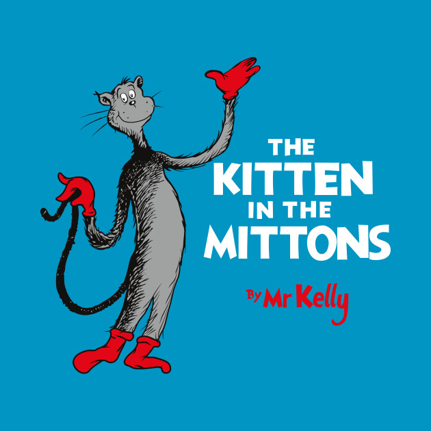The Kitten in the Mittons