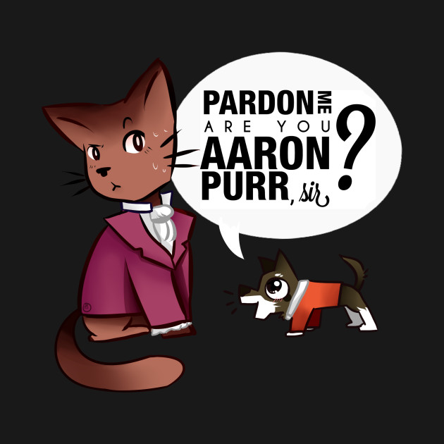 Are you Aaron Purr?