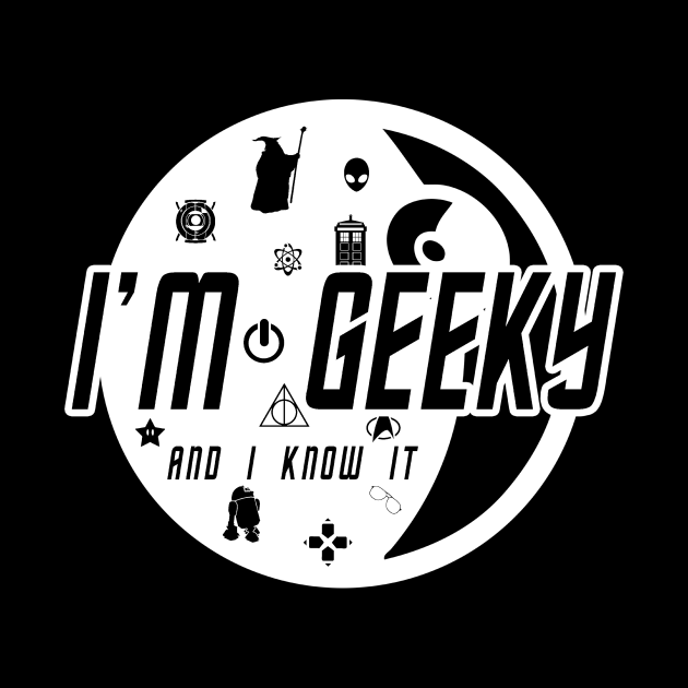 I'm Geeky and I Know It!