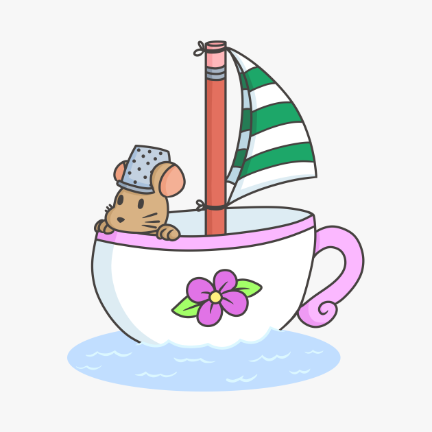 Mouse sailing