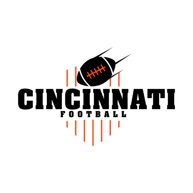 Cincinnati Football Team Color