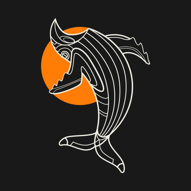 Deco Whale
