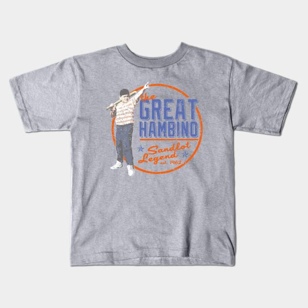 a956ace27 Sandlot Legend - The Sandlot - Kids T-Shirt | TeePublic