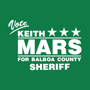 Keith Mars for Sheriff