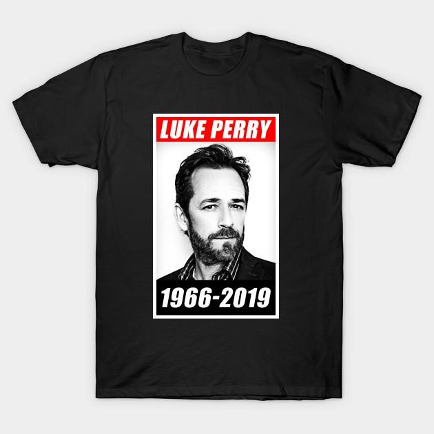 06df65289 luke perry - Tv Series - T-Shirt | TeePublic