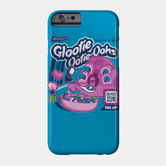 Glootie - Rick and Morty iPhone 11 case