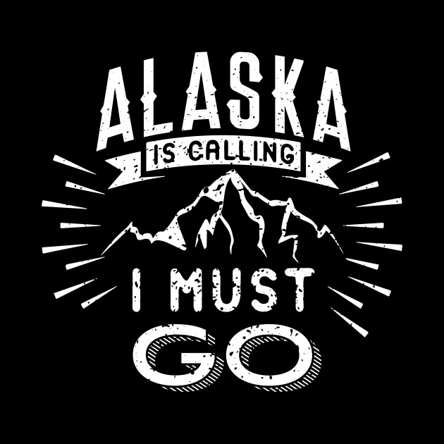 'Alaska Is Calling & I Must Go' Cool Camping Alaska