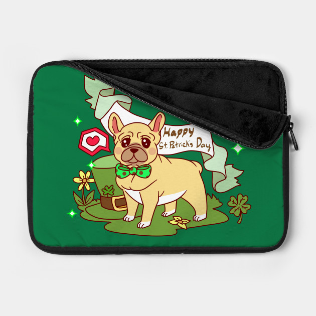 St. Patrick's Day French Bulldog