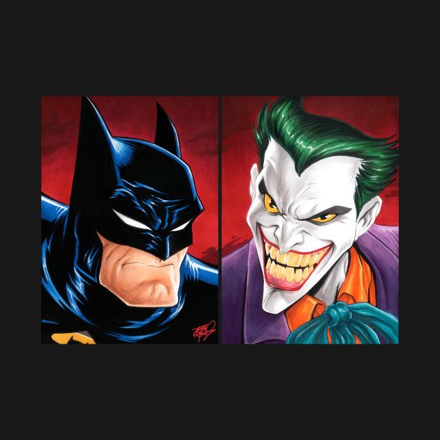 Batman Vs The Joker The Animated Series