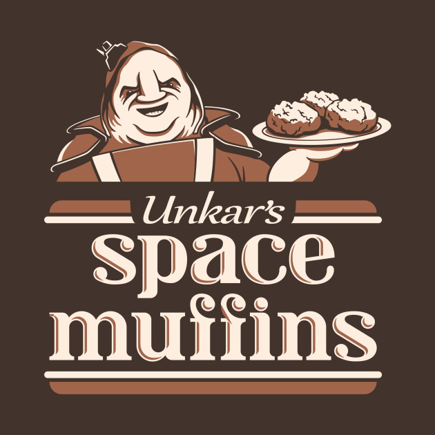 Space Muffins