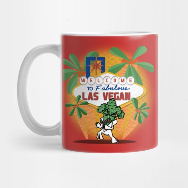 Vegan King Printed Mug