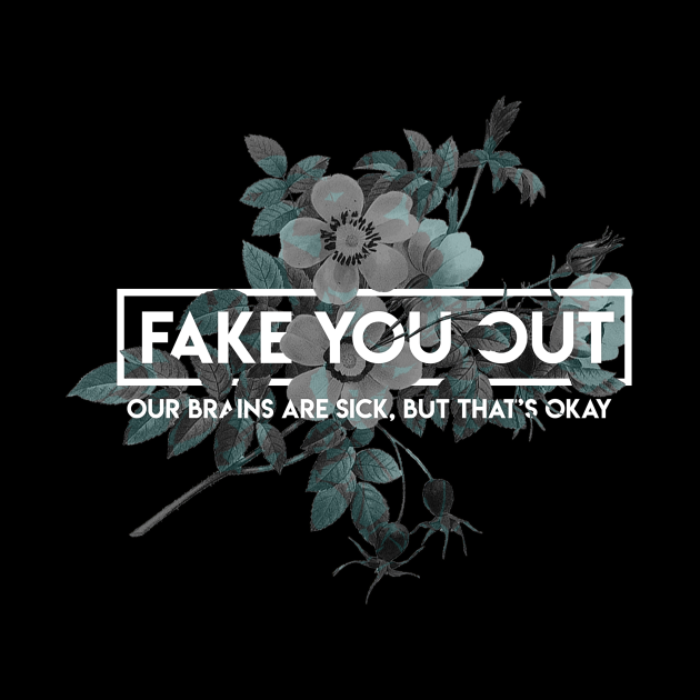 Twenty One Pilots Fake You Out Floral