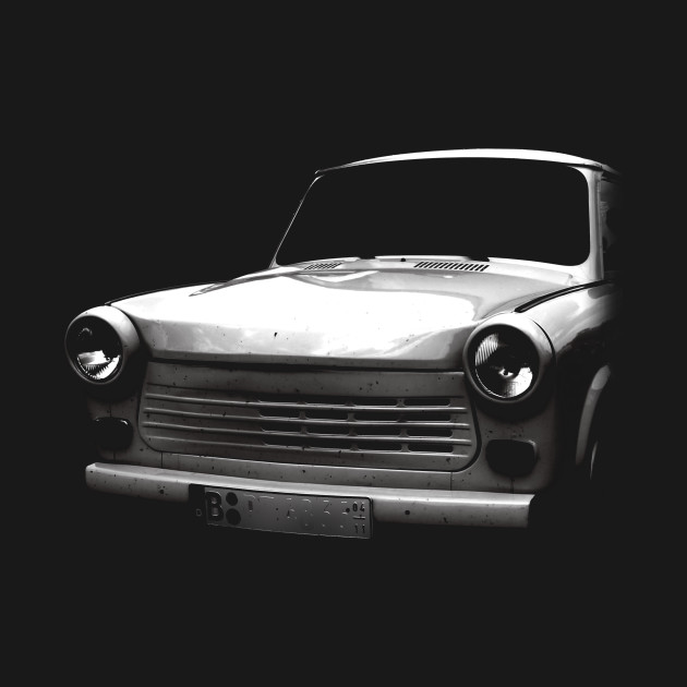 GDR Trabant, DDR Classic Car