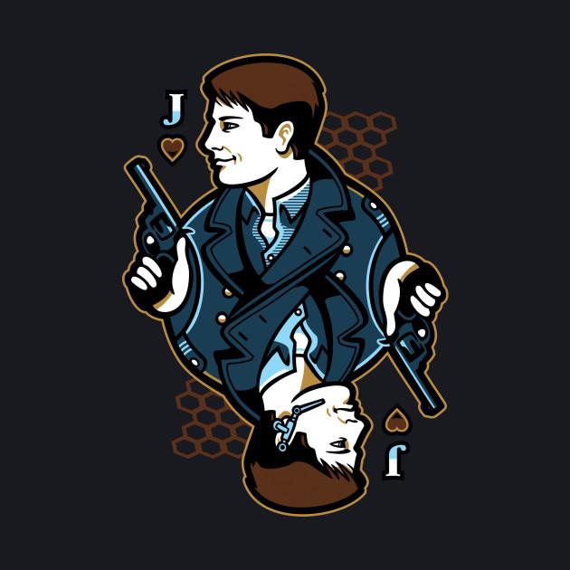 Captain Jack of Hearts