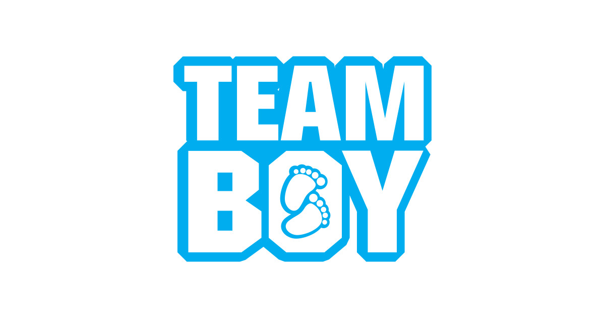 Team Boy Baby Shower Gender Reveal Party Blue Gender Reveal Party T Shirt Teepublic