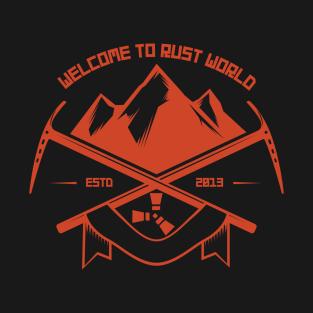 Rust Game T-Shirts   TeePublic