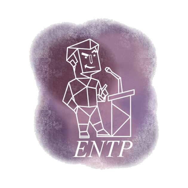 ENTP - The Debater