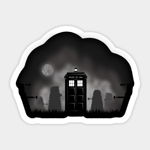 Time Lord's Halloween night