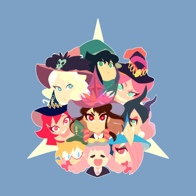 The Nine New Witches