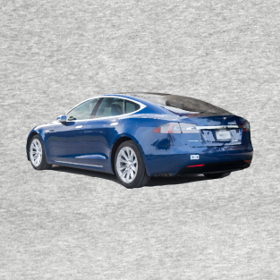 Tesla Model Gifts and Merchandise