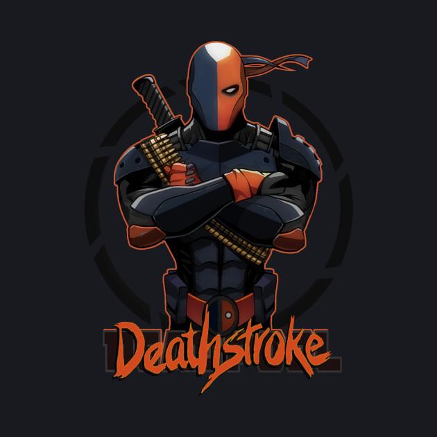 Deadwho? I'm Deathstroke